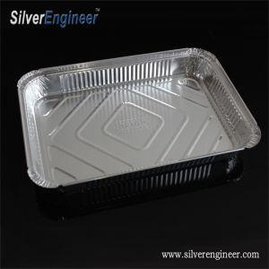 طعام يعبّئ [ألومينوم فويل]/مستهلكة [إينفليغت] [ألومينوم فويل] وعاء صندوق/[لونش بوإكس]