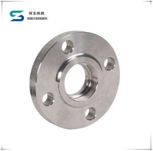 DINは強打されたフランジの溶接ステンレス鋼の炭素鋼を造った