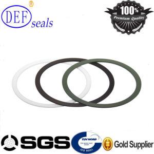 A temperatura elevada de PTFE anel fabricado na China