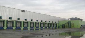 Freezer/Chiller/Cool/cold storage modular com Compressor de refrigeração para a carne e legumes/peixes/frutas