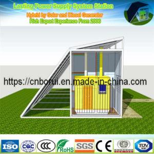 太陽エネルギーの供給方式無声エンジンの電力のディーゼル発電機