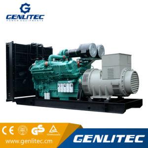 디젤 엔진 발전기 Cummins Engine Kta38-G2를 가진 750 kVA