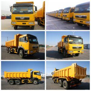 FAW 6X4 16cubic meet de Vrachtwagen van de Stortplaats van 10 Speculant voor Verkoop