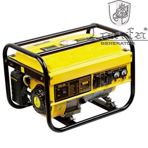 4.4kw Hand Start Gasoline Generator