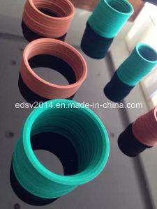 Anello a D verde di DIN3869 Viton/FPM