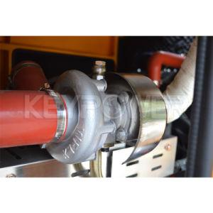 50Hz générateur diesel silencieux avec la CE l'ISO