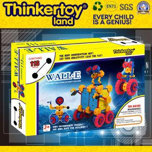 2015 Hot Sale Jeu de pignons de bricolage des blocs de construction de jouets pour enfants