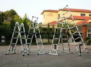 China aluminium teleskopleiter aluminium teleskopleiter china