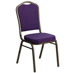 使用されるレストランのためのアルミニウム結婚式の宴会のホテルの椅子をスタックする
