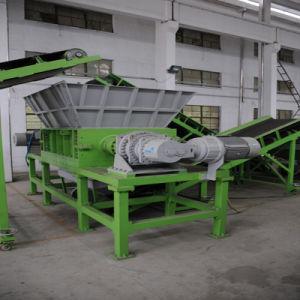 Dura-Shred nouvelle condition d'une meuleuse pour les déchets électroniques de déchiquetage