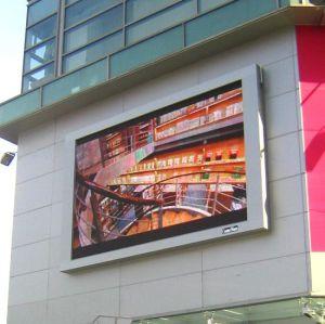 Commerce de gros plein de plein air LED de couleur des signes d'affichage numérique commerciale