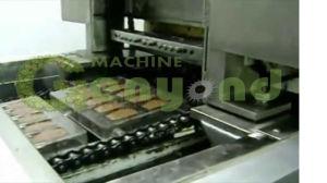 Máquina de depósito de chocolate com preço mais recentes