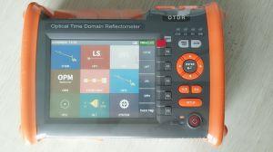 Портативное устройство Techwin Tw3100 оптоволоконным кабелем OTDR испытательного оборудования