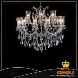 Projeto de Hotel Baccarat Lustre da marca de luxo (2054-18L)