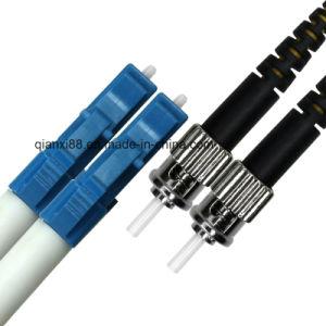Для использования внутри помещений LC-St одномодовое оптическое перемычку шнур