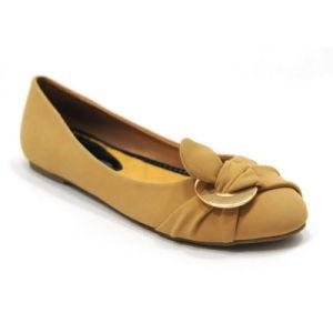 Classic Mesdames plat ballerine occasionnel des chaussures à semelle souple en provenance de Chine