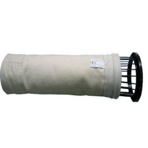 製造業者の冶金学のプラント、合金のプラントのための産業耐熱性Nomexのフェルトのフィルター・バッグ