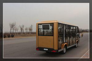 14 lugares autocarro eléctrico para o turista com marcação CE