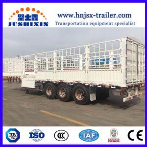 Transporte multiuso jogo semi reboque do trator/máquina