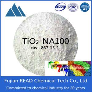 Het Witte Poeder Na100 van het Titanium van het Type van titanium-titanium-Titania van het Dioxyde van het Titanium van de Levering van de vlek