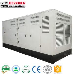 Gruppo elettrogeno diesel di grande potere della centrale elettrica della fabbrica 1200kw 1500kVA Mitsubishi