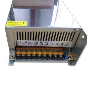 480W 12V 24V 36V 48V LED clásico Controlador de potencia CC SMP, única salida del transformador de luz LED AC Adaptador convertidor CC SMP, interior con Ce RoHS