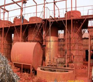 Oxyde van 313 Ijzer van de Groothandelsprijs van de fabriek het Gele voor Verf, de Baksteen van de Bouw
