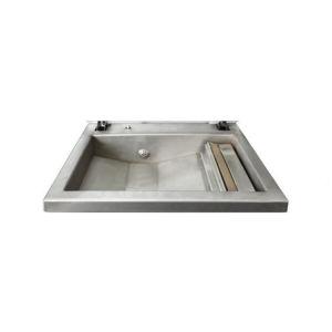 DZ-180/PD máquina de embalagem a vácuo pequenas Table-Top Vedante de vácuo alimentar