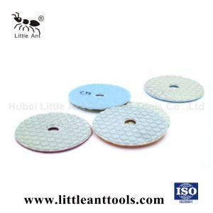 '' disco di lucidatura asciutto urgente diamante 3 per marmo, granito (DPL3-PDP)