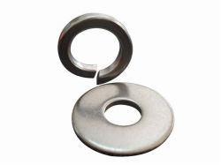 Une haute précision double côté moleter la rondelle de blocage M6