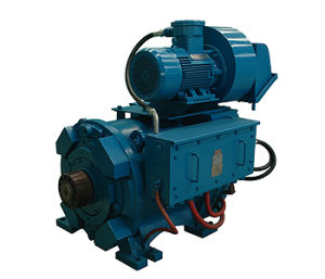 Motor de Perforación Petrolera DC