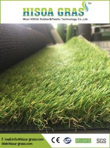 Het Kunstmatige Gras van het landschap voor het Synthetische Gras van de Tuin voor de Huisdieren van de Werf van het Huis