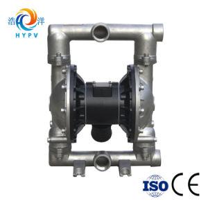 Nicht-Verstopfenschlamm-Abwasser-rostfreie Schlamm-Doppelt-Membranpumpe-Hersteller