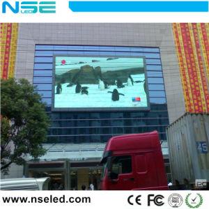 P4 P5 P6-P8 P10 LED de Serviço Dianteiro exterior do painel de exibição