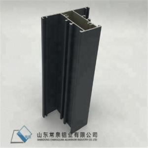 Profilo di alluminio del quadrato di prezzi di fabbrica per la finestra ed il portello