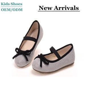 Meninas vestir as crianças Moda Calçados adorável sapatos de arco
