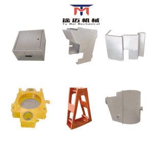 La transformation des métaux Fabrication sur mesure le matériel est en acier inoxydable, acier au carbone et d'acier spécial