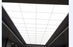 中断されたFrameless LEDの照明灯