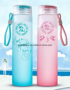 Drucken-Glaswasser-Flasche Soem-16oz