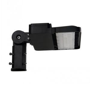 Fahrer Shoebox LED Wechselstrom-85-305V 100W Meawell Straßenlaternemit 5 Jahren Garantie-