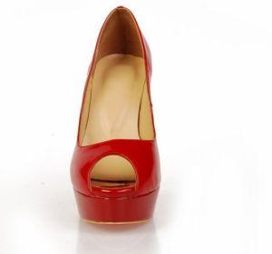 La mode des chaussures de haute sandale Stiletto Mesdames