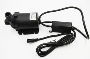 Climatisation pompes électromagnétique de l'eau/Solar Brushless pompe de circulation de l'eau/DC sans balai de la pompe à eau/fontaine de la pompe solaire