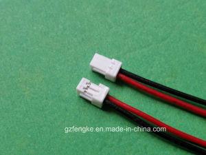 1.0Mm Pitch SHR JST-02V-S du logement à 2 broches sur le fil borne électrique
