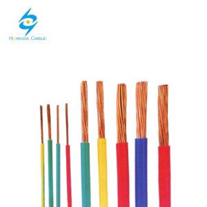 PVC de cobre com isolamento de fios e cabos eléctricos 1,5/2.5/4/6/10/16/25/35/50mm2