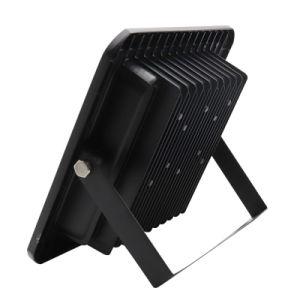 Lumen superficie impermeable de alta potencia montado Ce RoHS AEA 60W 60w proyector LED de energía solar para jardín