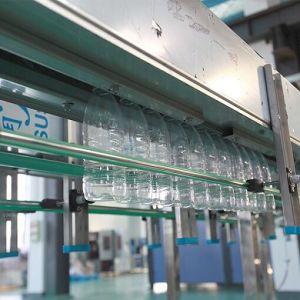 Automatisch Gebotteld/Vullende Verzegelen van de Frisdrank van het Drinkwater van de Drank van de Fles het Vloeibare Minerale Zuivere/afdekkend Makend de Machine van de Verpakking