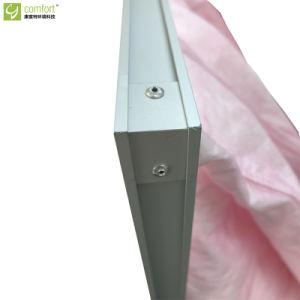 Карманный воздушный фильтр с рамой из алюминиевого сплава