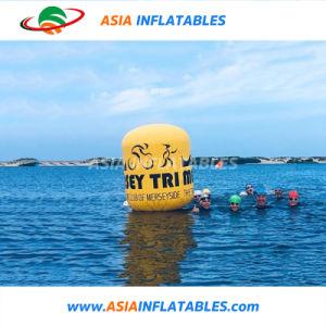 O Parque Aquático Comercial infláveis bóia inflável brinquedos para o lago