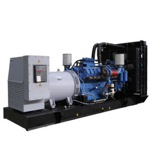 Moteur MTU 1000kVA Groupe électrogène Diesel