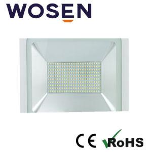 Carcasa de aluminio Ce aprobada en el exterior de la lámpara halógena LED cuadrada